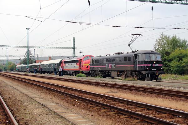 Mercia Charters Hungary 2012