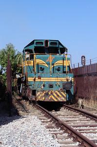 661 254 at Fushe Kosove Depot on 19th September 2015 (3)