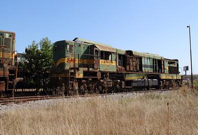 661 128 at Fushe Kosove Depot on 19th September 2015 (3)