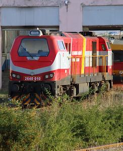 2640 010 (92 00 2640 010-0) at Fushe Kosove Depot on 18th September 2015 (4)