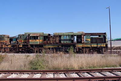 661 128 at Fushe Kosove Depot on 19th September 2015 (2)