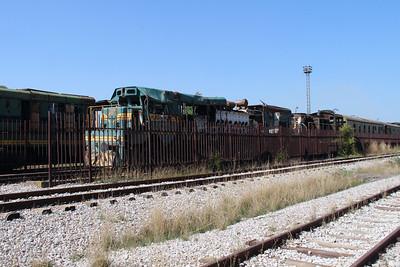 661 254 at Fushe Kosove Depot on 19th September 2015 (1)
