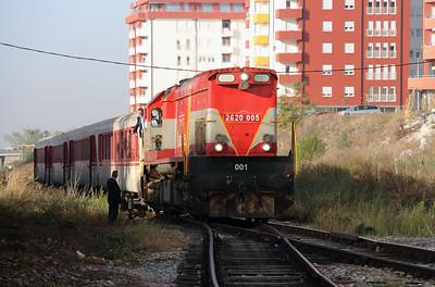 1) 2620 005 (92 00 2620 005-4 ex 001) at Prishtine on 18th September 2015