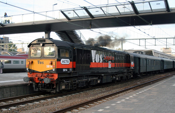Mercia Charters - That Which Survives Railtour (Holland)