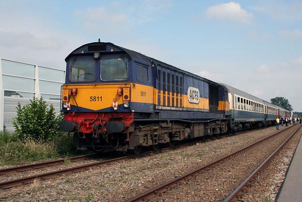 Mercia Charters - The All Good Things Railtour (Holland)