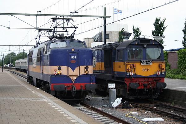 Mercia Charters - The Blaze of Glory Railtour (Holland) June 2008