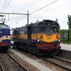 ACTS, 1254 & 5811 at Vlissingen on 22nd June 2008 (1)
