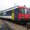 OeBB, 206 at Balsthal on 1st october 2006 (1)