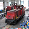 18440 at Basel Depot on 30th September 2006 (2)
