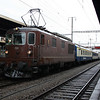 BLS, 184 at Neuchatel on 1st October 2006