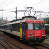 OeBB, 205 at Balsthal on 1st october 2006