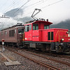 BLS, 245 022 at Bonigen Works on 1st October 2006 (3)