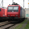 482 025 at Basel Depot on 30th September 2006