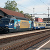 BLS, 465 008 at Wettingen on 30th September 2006 (1)