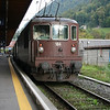 BLS, 184 at Interlaken Ost on 1st October 2006 (2)