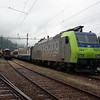 BLS, 485 005 at Balsthal on 1st october 2006 (1)
