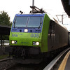 BLS, 485 005 at Interlaken Ost on 1st October 2006