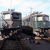 11436 & 11484 at Basel Depot on 30th September 2006