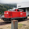 Oebb, 20 on Balsthal Branch on 1st October 2006 (2)