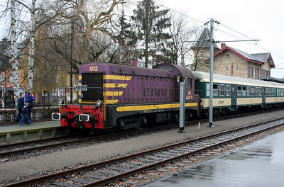 802 at Diekirch on 25th March 2006