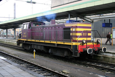 857 at Luxembourg on 25th March 2006 (1)