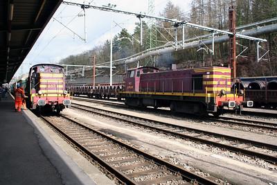 907 at Esch Sur Alzette on 25th March 2006 (1)