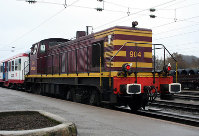 904 at Ettelbruck on 25th March 2006