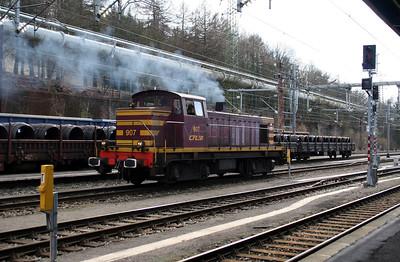 907 at Esch Sur Alzette on 25th March 2006 (2)