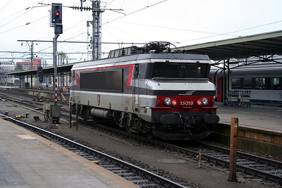 SNCF, 15019 at Luxembourg on 25th March 2006