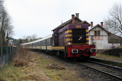 802 at Bissen on 25th March 2006 (1)