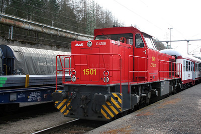 1501 at Esch Sur Alzette on 25th March 2006