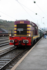 802 at Ettelbruck on 25th March 2006 (2)