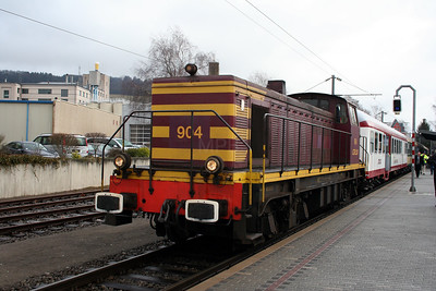 904 at Diekirch on 25th March 2006