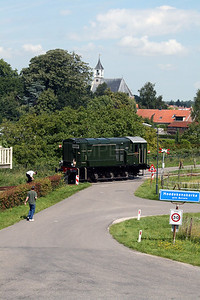 1) 521 at Hoedekenskerke on 8th July 2007
