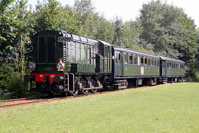 3) 521 at Nisse on 8th July 2007