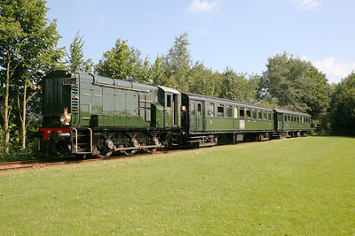 2) 521 at Nisse on 8th July 2007