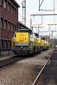 2) 7759 at Kinkempois Depot on 5th September 2009