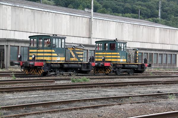 B Class 91