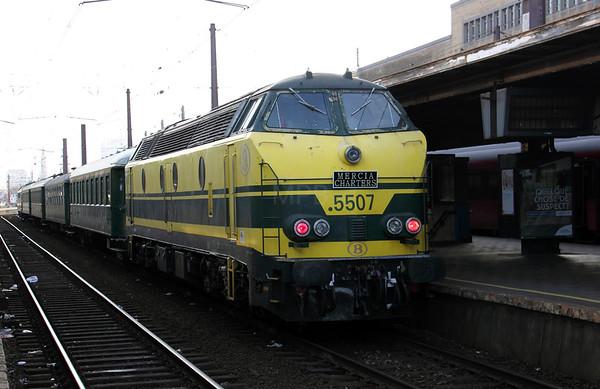 B Class 55