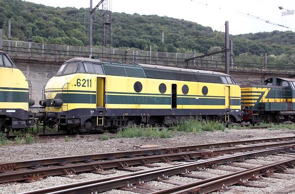 B Class 62
