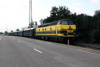 1) 5507 at Paal on 5th September 2009
