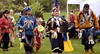 BOB RAINES--DIGITAL FIRST MEDIA // <br /> Dancers circle the arena during an intertribal dance May 7, 2016.