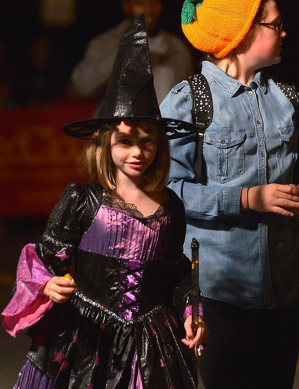 . Pottstown Halloween Parade Oct. 24, 2017. (Bob Raines--Digital First Media)