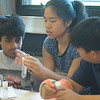 Area students participate in Fox Chase Cancer Center's Immersion Science Program at Montgomery County Community Collage in Pottstown July 26, 2017. Gene Walsh — Digital First Media