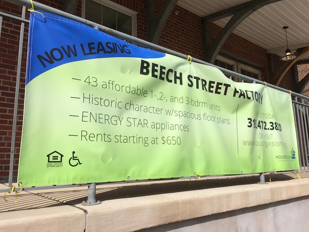 Thumbnail for PHOTOS: Beech Street Factory Opening Soon