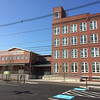 The Beech Street Factory, located at the northwest corner of Beech and North Evans streets, was most recently a Fecera's furniture warehouse but was originally built as a shirt factory.
