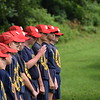 Marian Dennis – Digital First Media<br /> Campers could be seen lining up at Camp Cadet Thursday as they took part in various police-related activities planned throughout the week.