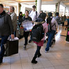 Shoppers look for bargains at King of Prussia Mall Nov. 24, 2017. (Bob Raines--Digital First Media)