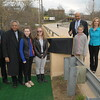 Chester County Commissioners dedicate Phoenixville bridge as Rev. Dr. Martin Luther King, Jr. through the efforts of Phoenixville Area Social Concerns Committee April 4, 2016. Gene Walsh — Digital First Media