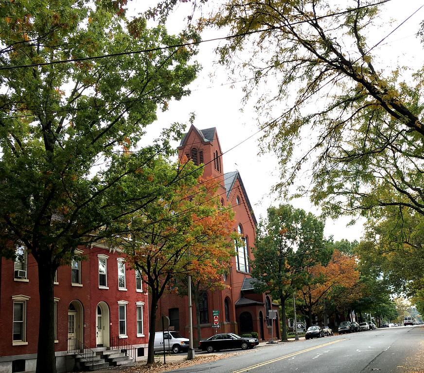 . Downtown Pottstown 10/17/16